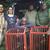 L'équipe de P-WAC le jour de la libération de Youyou et Mongo du zoo de Kinshasa. © P-WAC