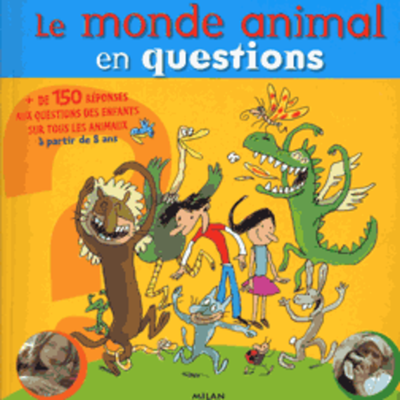 Illustration du livre Le monde animal en questions